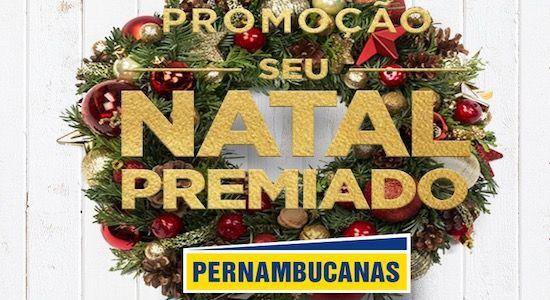 Cadastrar Promoção Seu Natal Premiado Pernambucanas